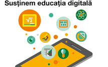 Materiale digitale educaţionale premiate la #Digitaliada
