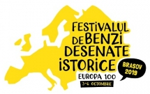 Europa 100 în benzi desenate // Call for entries